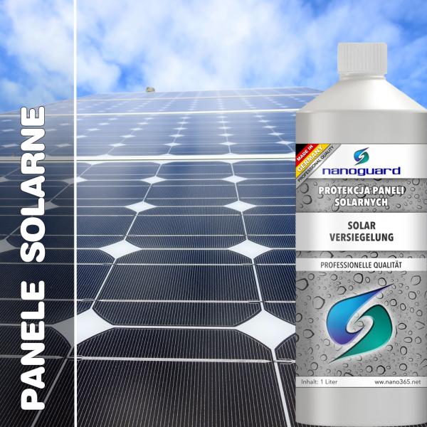 Solar Versiegelung Panele Solarne