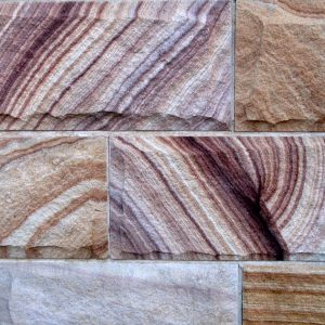 Kamienie naturalne i beton